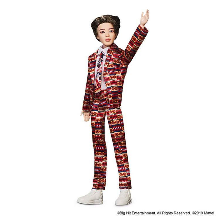 Jimin doll